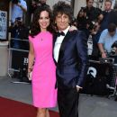 Ronnie Wood attends the GQ Men of the Year awards at The Royal Opera House on September 2, 2014 in London, England