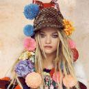 Gemma Ward - Vogue Magazine Pictorial [United Kingdom] (September 2007) - 454 x 681
