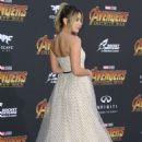 Chloe Bennet – 'Avengers: Infinity War' Premiere in Los Angeles
