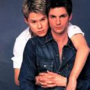 Gale Harold and Randy Harrison - 454 x 751