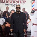 "Ice Cube attends the premiere of New Line Cinema's ""Barbershop: The Next Cut"" at TCL Chinese Theatre on April 6, 2016 in Hollywood, California"