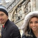 Nicky Hayden and Jackie Marin - 454 x 255