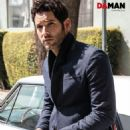 Tom Ellis - Da Man Magazine Pictorial [Indonesia] (October 2017)