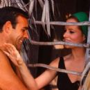 Luciana Paluzzi and Sean Connery - 454 x 454