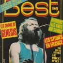 BEST Magazine Cover [France] (July 1976)