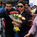 Priyanka Chopra in Bhopal for Gangajal 2