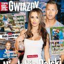 Sara Mannei, Artur Boruc - Gwiazdy Magazine Cover [Poland] (26 September 2014)
