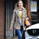 Whitney Port – Seen Out in Los Angeles