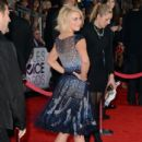Julianne Hough: attends the 34th Annual People's Choice Awards at Nokia Theatre L.A. Live - 412 x 594