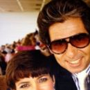 Robert Kardashian and Kris Jenner