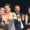 Melisa Sözen - Closing Ceremony - Cannes Film Festival (May 24, 2014)