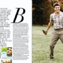 Zac Efron August Man Magazine Pictorial October 2010