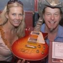Ted Nugent and Shemane