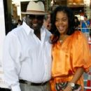 Cedric the Entertainer and Lorna Wells