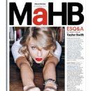 Taylor Swift Esquire Us November 2014