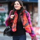 Victoria Justice– Out in New York City 12/04/ 2016 - 454 x 655