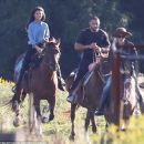 Justin Bieber goes all out to charm Selena Gomez as he takes her back home for a horseback ride