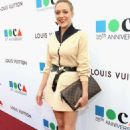 Chloe Sevigny 2014 Moca Anniversary Gala In Los Angeles
