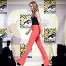 Danielle Panabaker- Comic-Con International 2016 - AMC's 'Preacher' Panel - 454 x 314