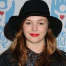 Amber Tamblyn Save A Childs Heart Celebration Honorary Ceremony In La