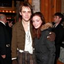 Reeve Carney and Jennifer Damiano - 446 x 594