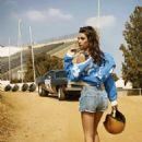 Lea Michele Elle USA December 2013