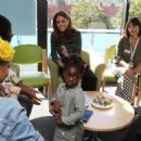 The Duchess Of Cambridge Visits The Family Nurse Partnership - 454 x 471