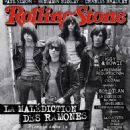 The Ramones - Rolling Stone Magazine Cover [France] (May 2016)