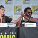 Jessica Szohr – 'The Orville' Panel at Comic Con San Diego 2019 - 454 x 289