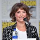 Milana Vayntrub – 'It Came From The 90s' Panel at Comic Con San Diego 2019 - 454 x 580