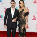 Karen Martinez and Juanes - The 17th Annual Latin Grammy Awards - Show - 349 x 519