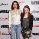 Quinn Shephard and Nadia Alexander – 'American Animals' Premiere in New York - 454 x 751