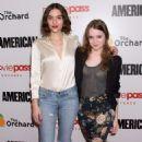 Quinn Shephard and Nadia Alexander – 'American Animals' Premiere in New York