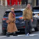 Jennifer Lawrence and Cooke Maroney – Out and about in New York City - 454 x 454