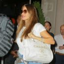 Sofia Vergara and Joe Manganiello – Leaving their hotel in New York City