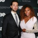 Pictures of Serena Williams and Alexis Ohanian - 454 x 681