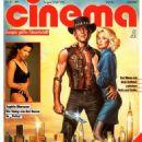 Crocodile Dundee II - Cinema Magazine Cover [West Germany] (August 1988)