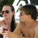 Leonardo Dicaprio and Anne Vyalitsyna