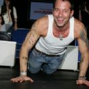 Johnny Messner Sony And The Bruce Willis Foundation Present Playstation BAND together