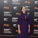 Leonor Watling- 'El Amor Menos Pensado' Premiere - 66th San Sebastian Film Festival - 454 x 711