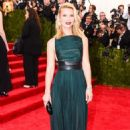 Claire Danes China Through The Looking Glass Costume Institute Benefit Gala In Nyc