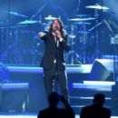 Recording artist Dave Grohl performs onstage during the 2016 MusiCares Person of the Year honoring Lionel Richie at the Los Angeles Convention Center on February 13, 2016 in Los Angeles, California.