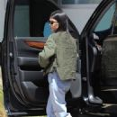 Kourtney Kardashian out in Malibu