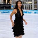 Samantha Mumba - Shoot For Dancing On Ice - National History London