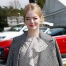 Emma Stone – Audi Polo Challenge – Day Two in Ascot - 454 x 681