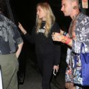 Sophie Turnernight out in West Hollywood