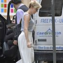 Scarlett Johansson Out and About in New York june 06, 2017