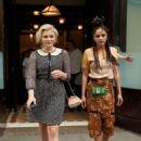Chloe Moretz Leaves The Greenwich Hotel in New York City
