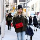 Ashley Benson – Out and about in NYC