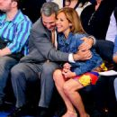 Katie Couric and John Molner - 454 x 486